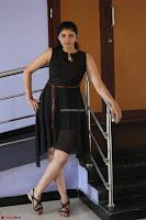 Khanishka new telugu actress in Black Dress Spicy Pics 40.JPG