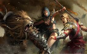 تحميل لعبة حرب الملوك مجانا Download game War of Kings