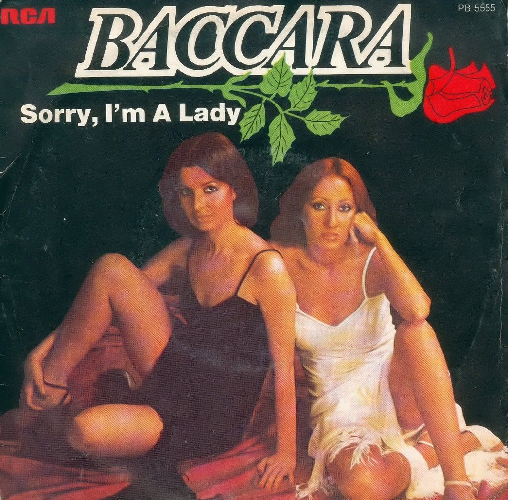 Avengers In Time 1977 Music Baccara - Baccara