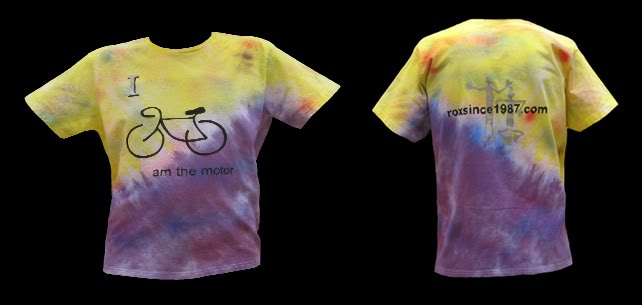 Hand dyed and screened right here in the USA. Available in our Etsy or eBay  stores for  25.00 SmartFit™ Bicycle Jerseys for Men and Women 9a3639ddd