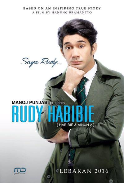 RUDY HABIBIE HABIBIE & AINUN 2 2016 full movie Download