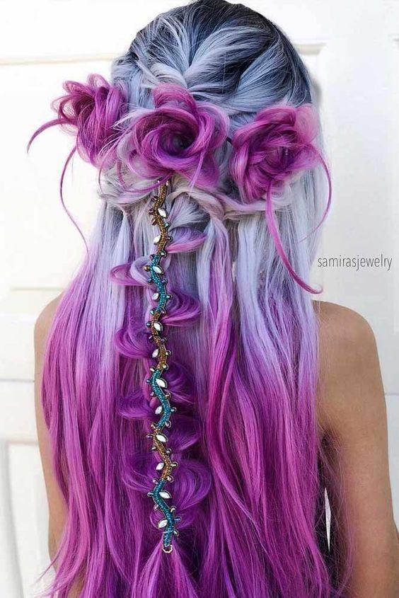 18 Creative Hair Style Ideas For Women