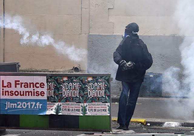 Η κοινωνική αναταραχή είναι ο μεγαλύτερος κίνδυνος της Γαλλίας