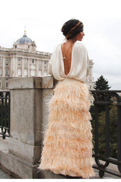 Bonitos vestidos de moda | Colección Sin Espalda