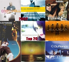 2002 Top 20 zene