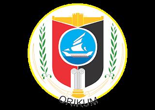 Bashkia orikum Logo Vector