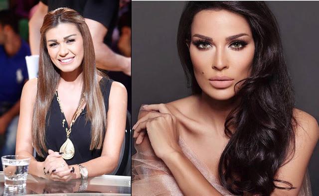 نادين نجيم تتضامن مع نادين الراسي
