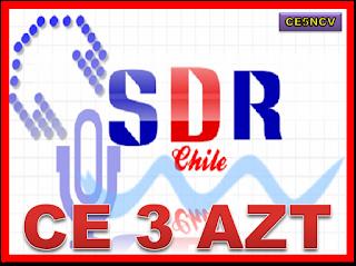 Logo SDR Chile (CE5NCV)