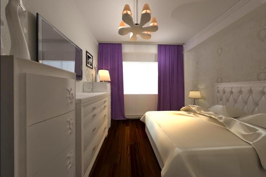 Design interioare | Design - interior - dormitor - casa - moderna - Constanta