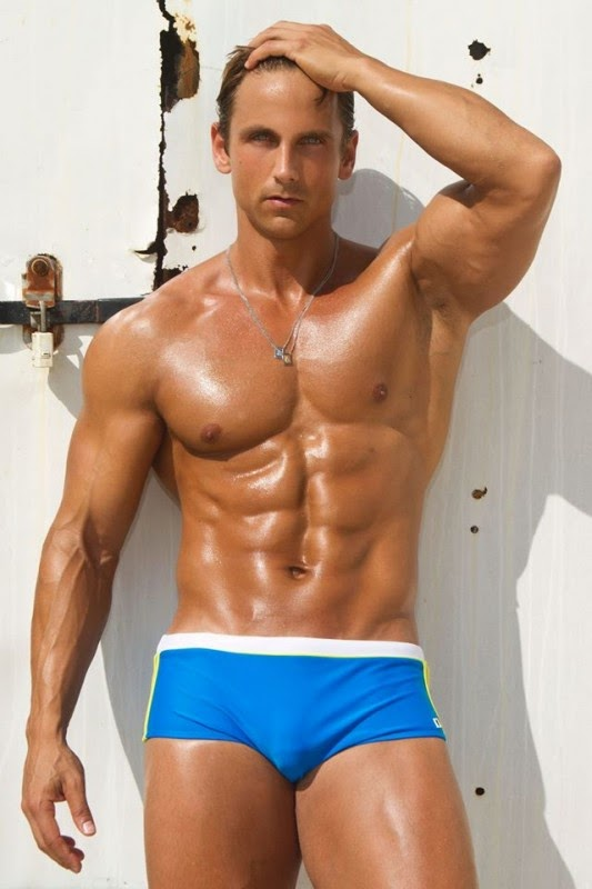 hot naked men fitness models