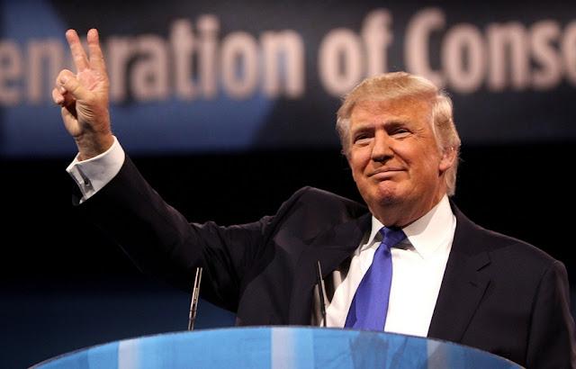 Donald Trump vai oficialmente ser o próximo presidente dos Estados Unidos