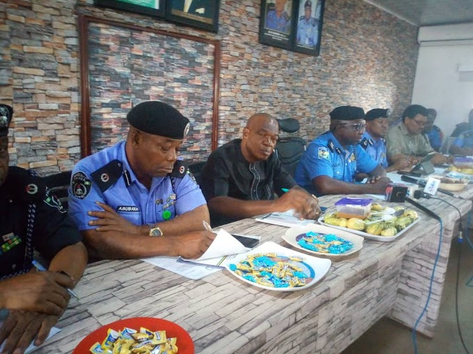 2019 POLLS: POLICE WILL BE NEUTRAL DURING ELECTION -- CP ASSURES   BY: Ifeanyi Okonkwo