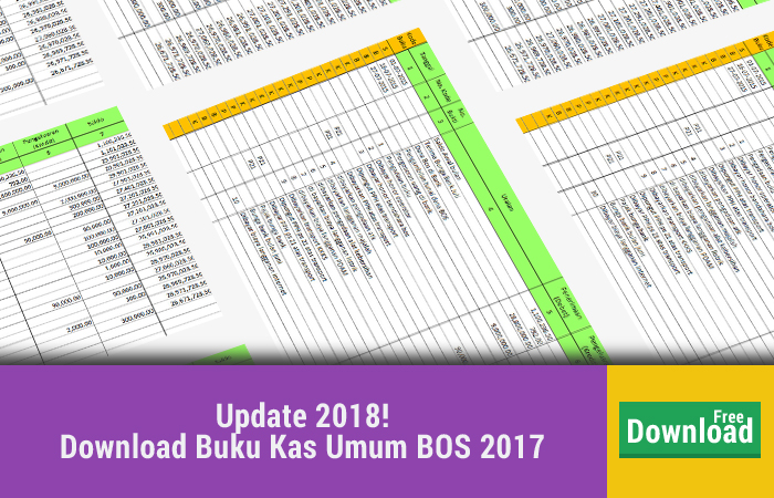Download Buku Kas Umum BOS 2017