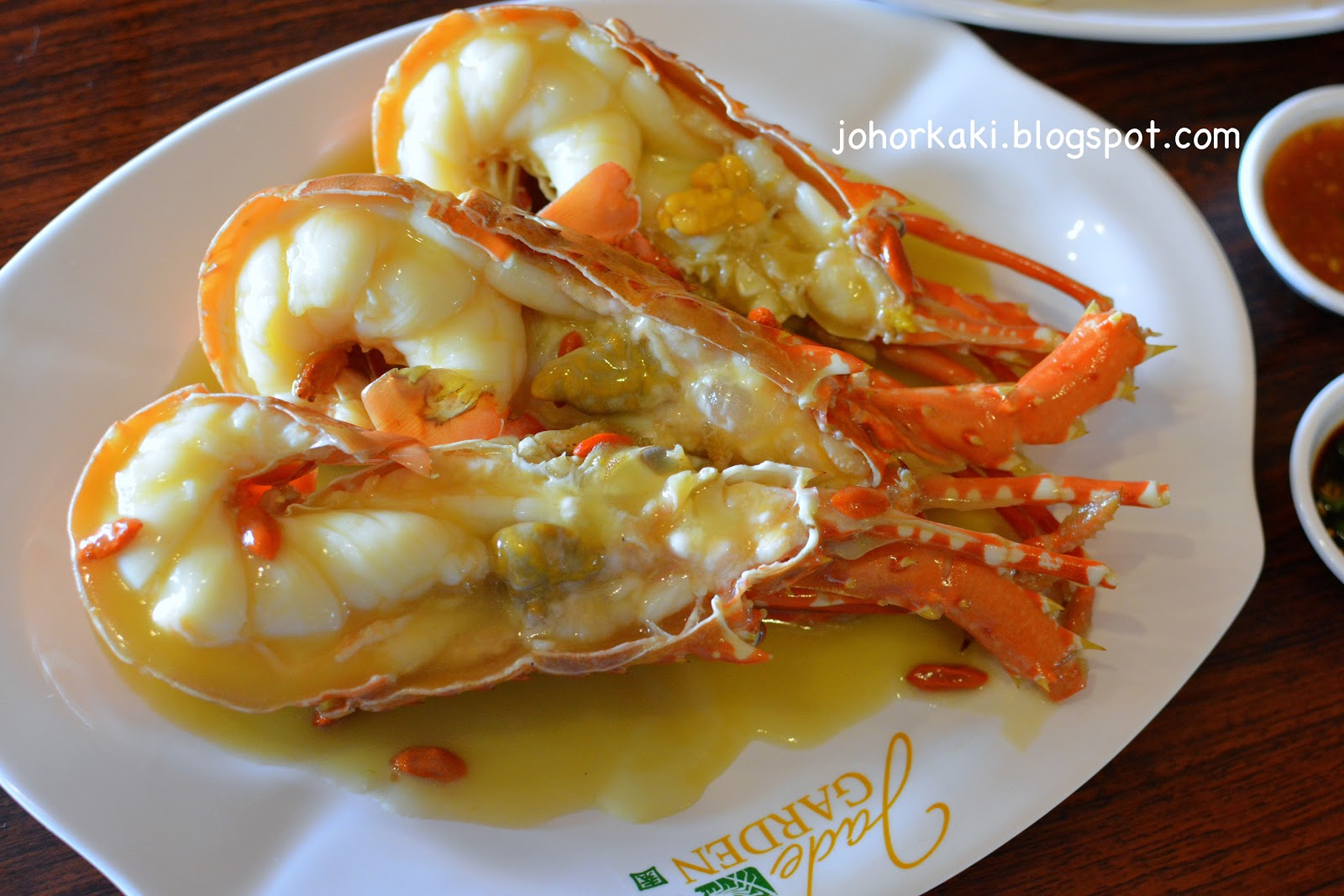 Jade Garden Seafood Restaurant at Sungai Rengit Lobster JK1273 ...