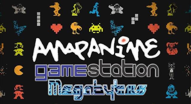 Amapanime Gamestation Megabytes