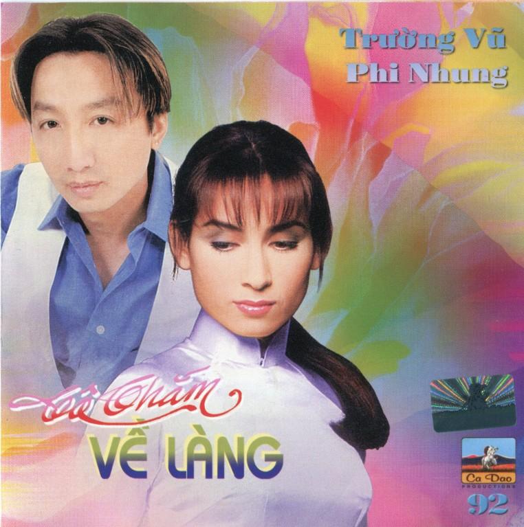 Tổng hợp 124 CD nhạc FLAC của ca sĩ Phi Nhung [WAV]
