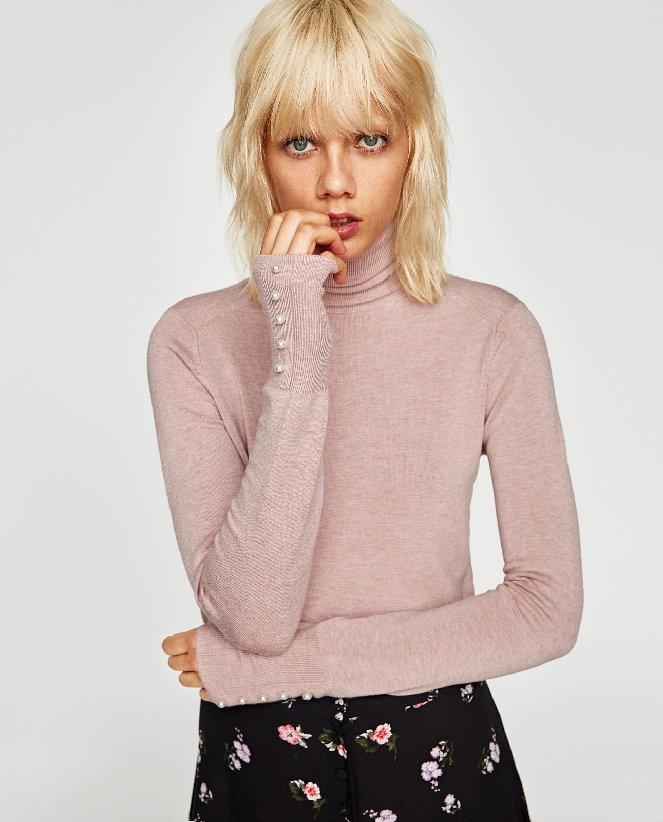Souvent BEAUTYFASHION: Hot Now - Turtleneck Sweaters SG61