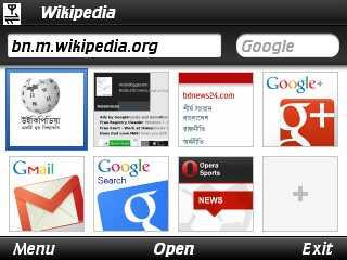 Opera Mini 7 1/Mobile Broweser Download for Nokia Asha 205