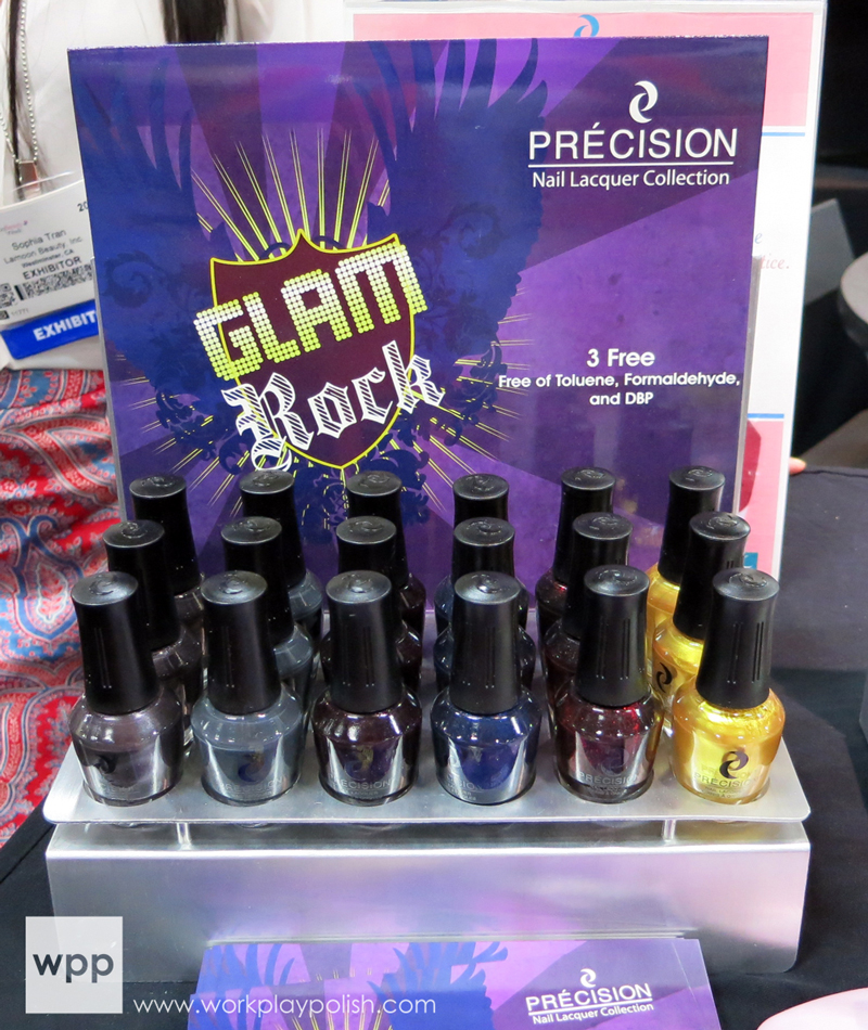Precision Lacquer Glam Rock Collection