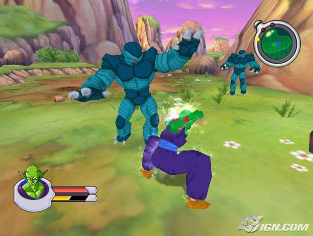 Dragon Ball Z Sagas PS2 GAME ISO Gameplay