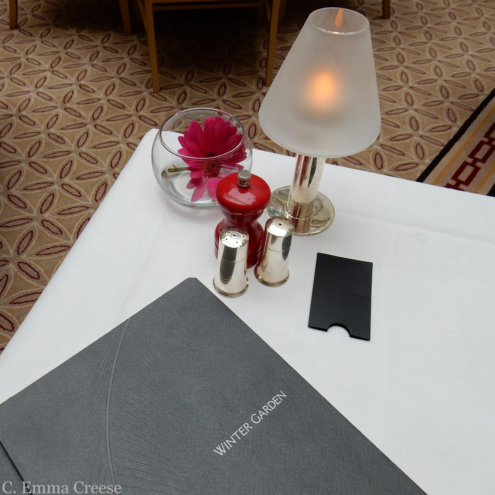 The Winter Garden Landmark Hotel Restaurant Review Adventures of a London Kiwi