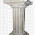 Forma / Molde Fibra de Vidro Fazer Coluna Mod 01