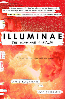 Illuminae, The Illuminae Files #1, Amie Kaufman, Jay Kristoff, Book Review, InToriLex