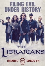 The Librarians Temporada 1 Online