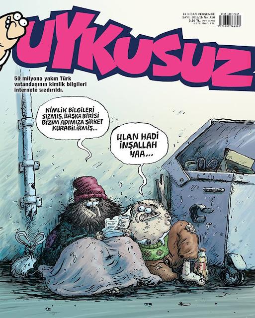 50 milyon Türk vatandaşının kimlik bilgileri internete sızdırıldı.