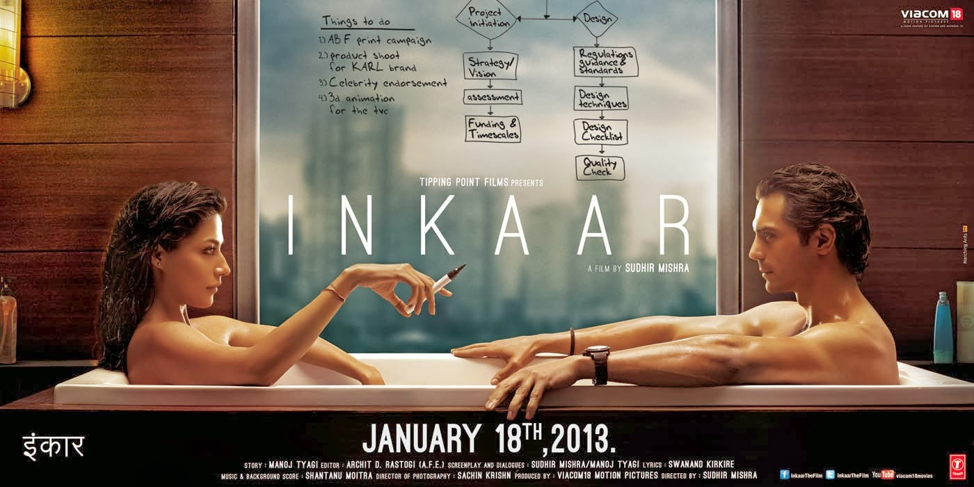 Inkaar 2013 Hindi Movie Latest Movie Posters , Latest -6737