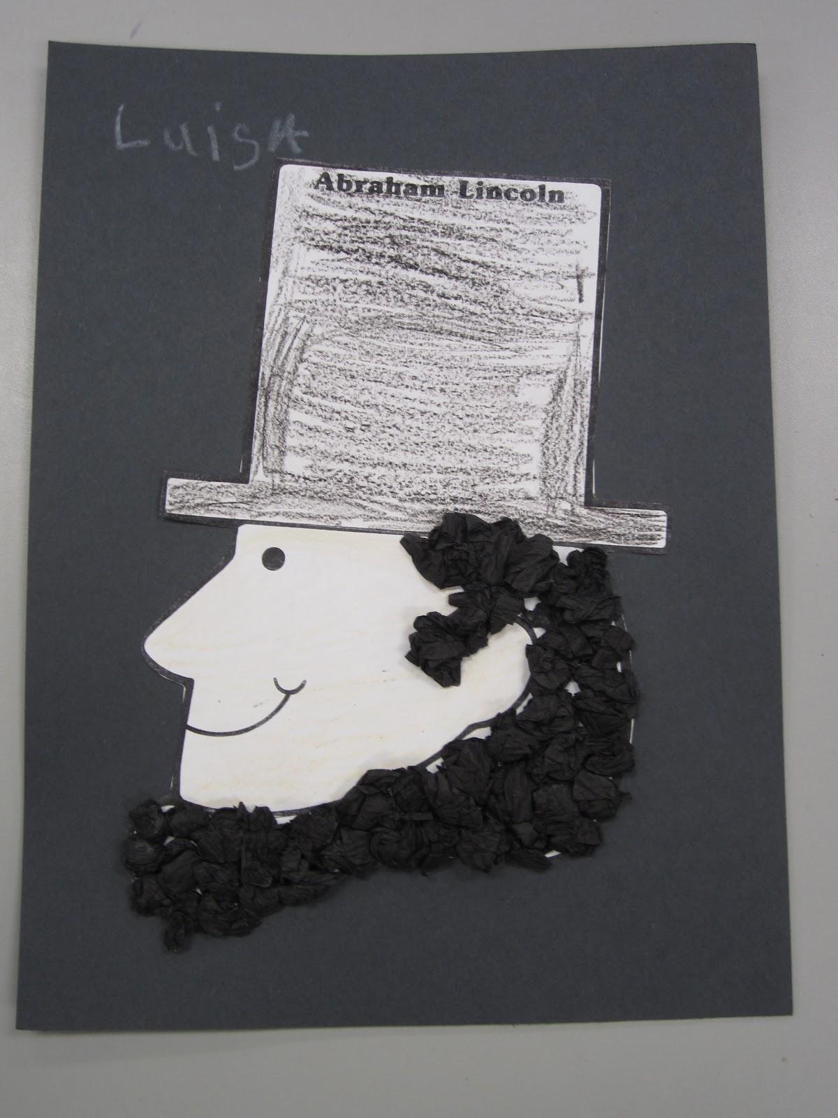 Kindergarten Is Kool Abraham Lincoln
