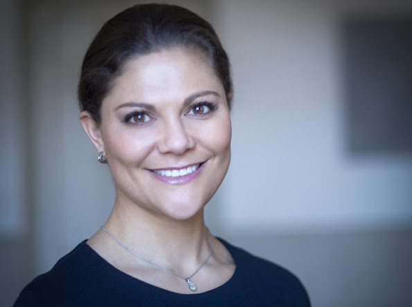 Crown Princess Victoria of Sweden celebrates her 38th birthday today