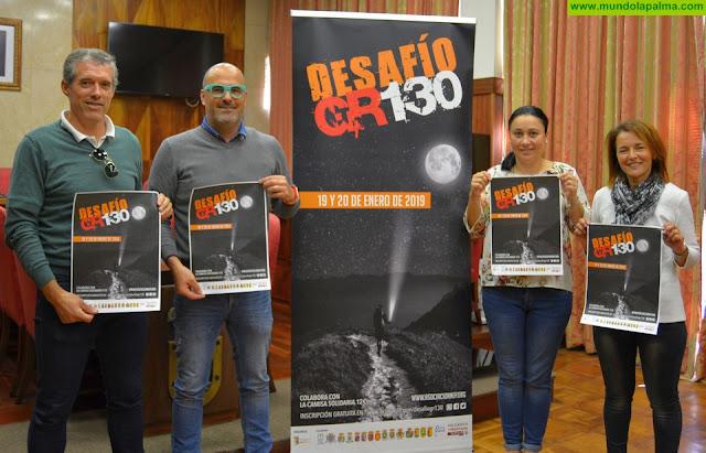 'Desafío GR-130' reunirá a deportistas y senderistas para recorrer toda la isla en beneficio de Niños Especiales de La Palma