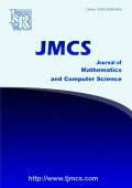 Journal of Mathematics and Computer Science (JMCS)