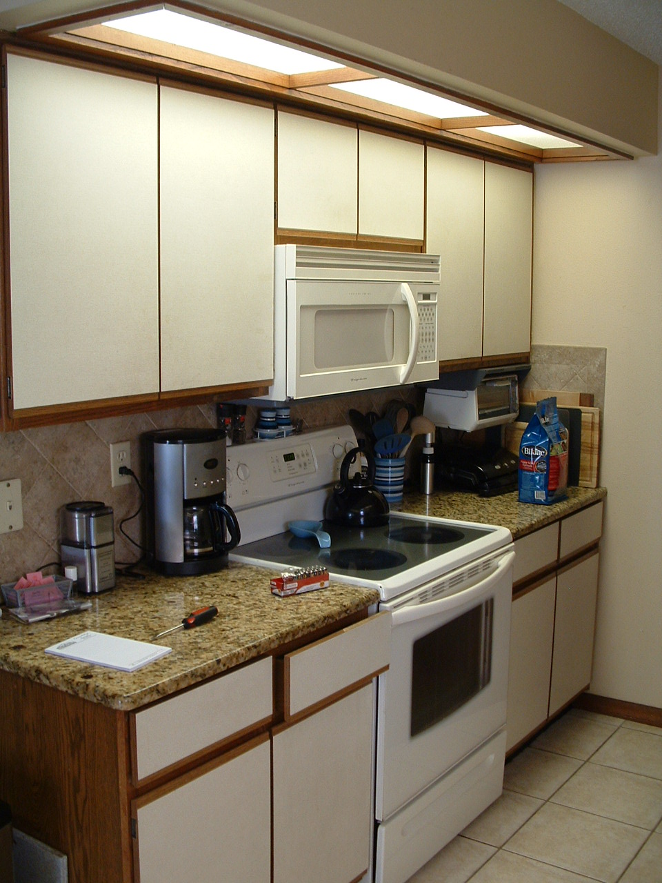 All Things Harrigan 1980s Kitchen Makeover