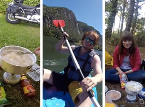 They Recorded 5 Seconds Of Every Day On Their Trip To Europe, And It's Awesome