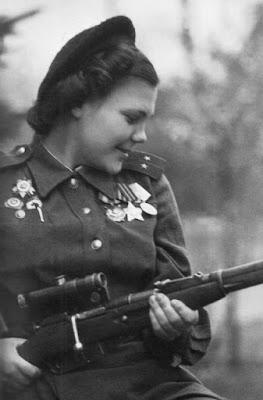 Nina Alexeyevna Lobkovskaya