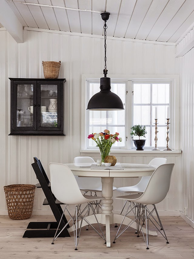 En estado de rachel grandes mesas redondas para la cocina - Mesa de cocina redonda ...