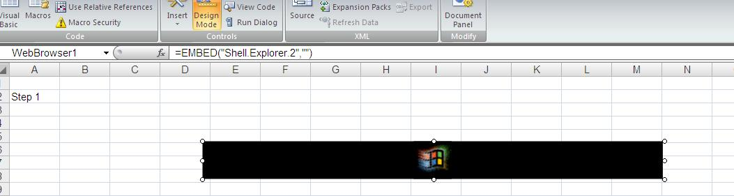 Excel VBA Codes & Macros: Adding Marquee on Excel Worksheet