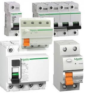 Jual Schneider Electric Elcb Harga Murah