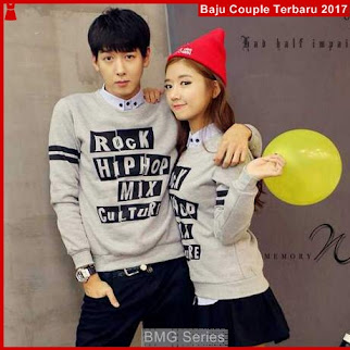 BA54 Baju Couple Abu Jpg Model Couple Qirani BShop