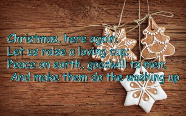 joy of living, joy of christmas.