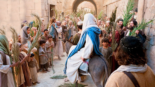 Christians all over celebrate Palm Sunday today
