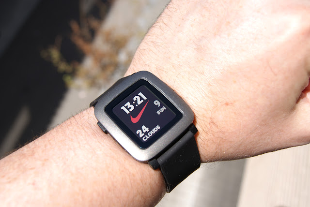 NIKE pAIR - watchface para Pebble by dPunisher