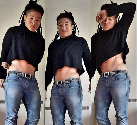 You're a lesbian - Chichi Igbo roasts hater in gentle manner