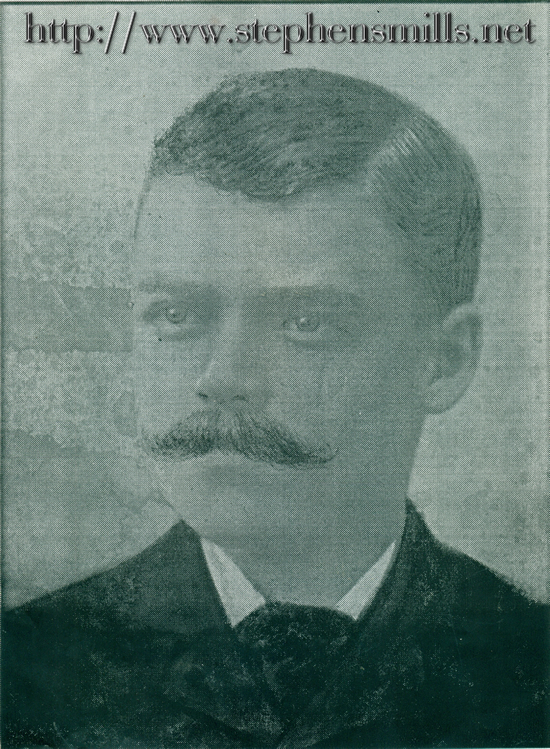 Early Photo of Oscar Noyes Cox