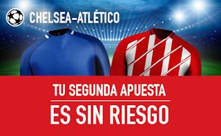 sportium promocion champions Chelsea vs Atletico 5 diciembre