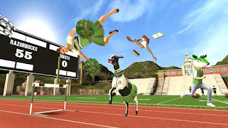 Download Goat Simulator v1.4.14 APK+DATA OBB Latest Update Terbaru 3