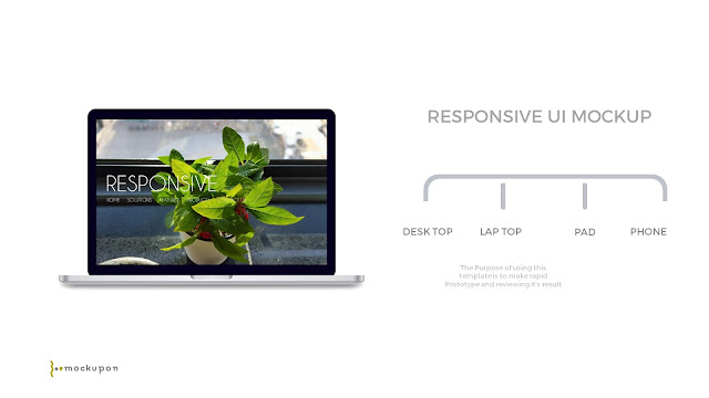 Slide3_Powerpoint Responsive Showcase Device Mock-up Templates