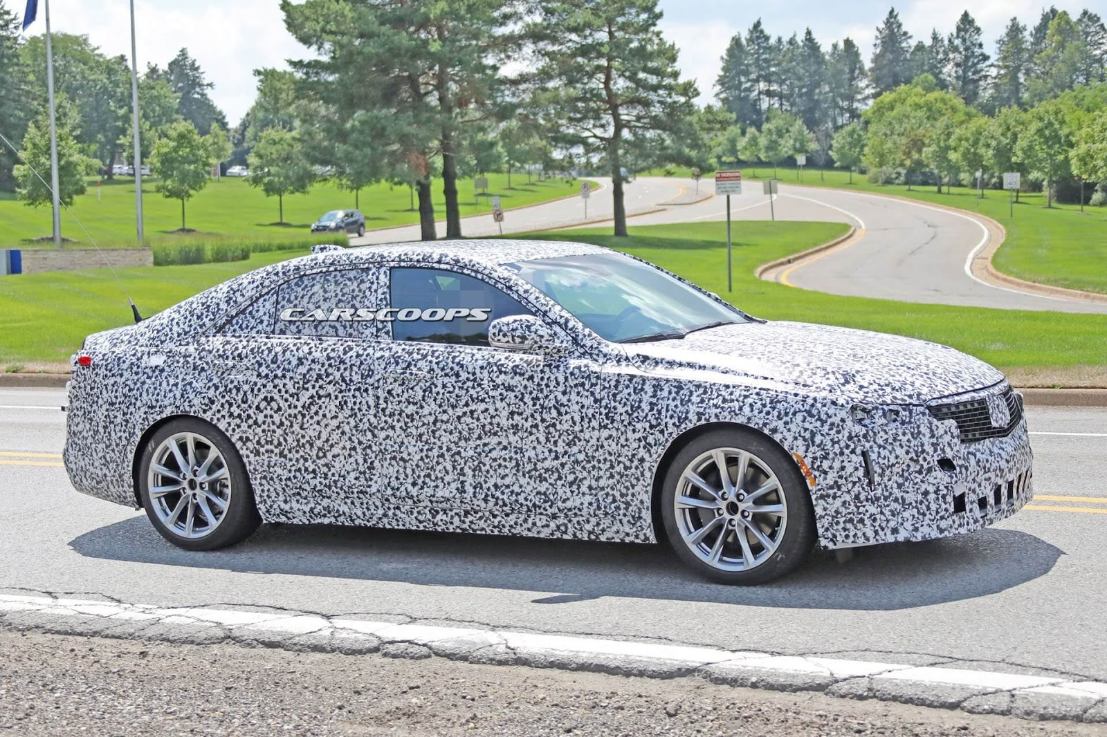 Confirmation Positive That Cadillac's Working On A New Entry-Level Sedan